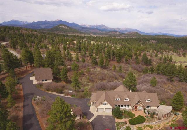1600 Hatcher Circle, Pagosa Springs, CO 81147 (MLS #745027) :: CapRock Real Estate, LLC