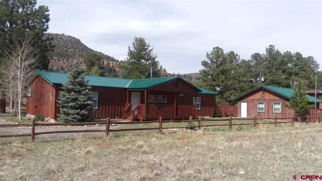 180 Spruce Dr., South Fork, CO 81154 (MLS #745077) :: Durango Home Sales