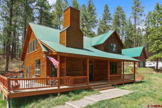 930 Los Ranchitos Drive, Durango, CO 81301 (MLS #745079) :: Durango Home Sales