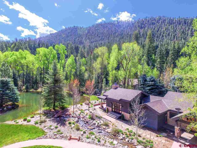 168 El Gato Place, Durango, CO 81301 (MLS #745093) :: Durango Home Sales
