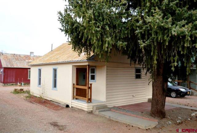101 N 10th Street Unit #1, Gunnison, CO 81230 (MLS #745132) :: Durango Home Sales