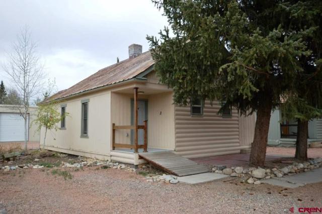 101 N 10th Street Unit #4, Gunnison, CO 81230 (MLS #745133) :: Durango Home Sales