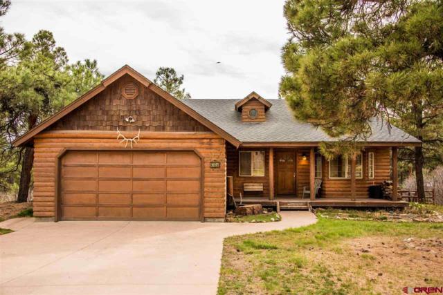 664 Antelope Avenue, Pagosa Springs, CO 81147 (MLS #745143) :: Durango Home Sales