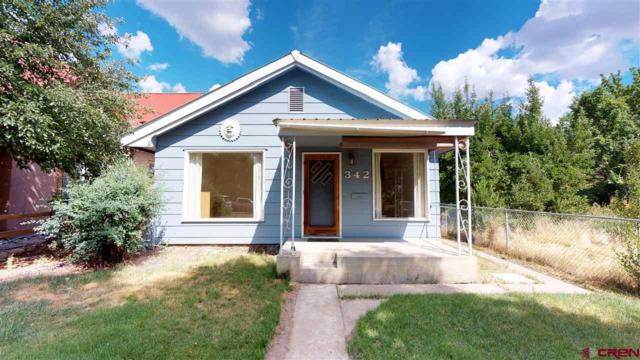 342 7th Ave, Durango, CO 81301 (MLS #745147) :: CapRock Real Estate, LLC