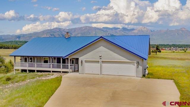 1897 N Pagosa Boulevard, Pagosa Springs, CO 81147 (MLS #745151) :: CapRock Real Estate, LLC