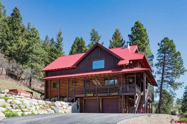 8961 Falls Creek Main, Durango, CO 81301 (MLS #745152) :: Durango Mountain Realty