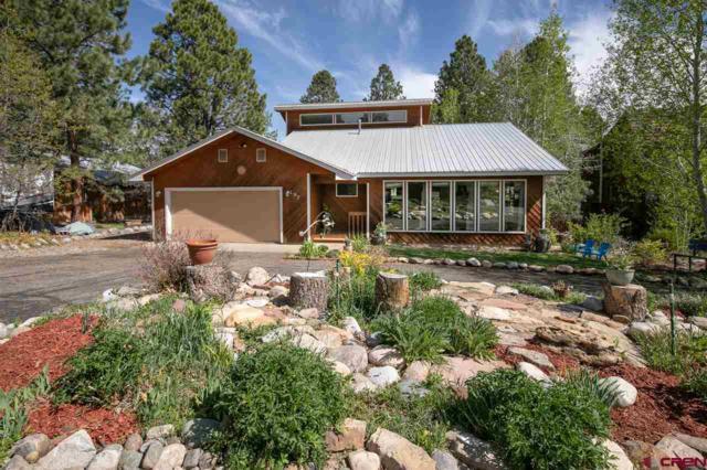 197 Oak Drive, Durango, CO 81301 (MLS #745157) :: Durango Home Sales