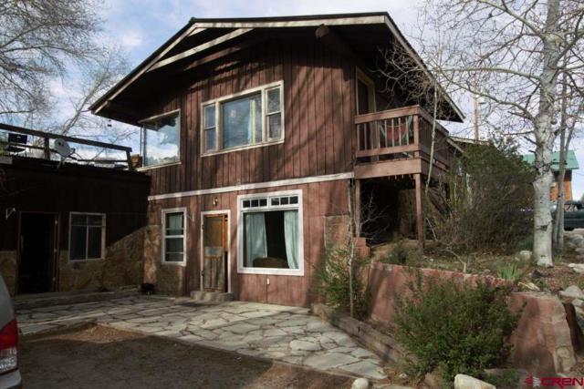 808 W Denver Avenue, Gunnison, CO 81230 (MLS #745177) :: Durango Home Sales