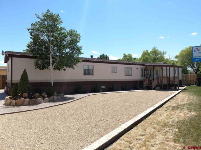504 N 4th Street, Olathe, CO 81425 (MLS #745184) :: CapRock Real Estate, LLC