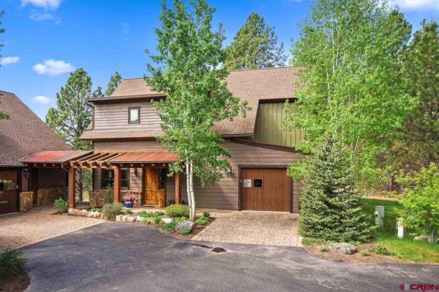 84 Glacier Club Trail #10, Durango, CO 81301 (MLS #745192) :: Durango Home Sales