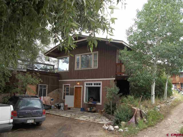 808 W Denver, Gunnison, CO 81230 (MLS #745233) :: Durango Home Sales