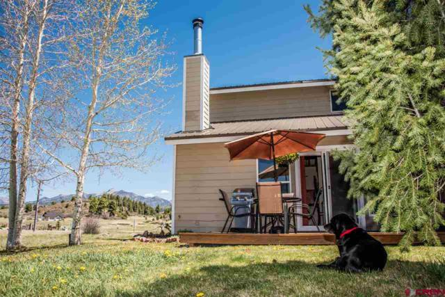 5584 Cr 600 #124, Pagosa Springs, CO 81147 (MLS #745238) :: Durango Home Sales