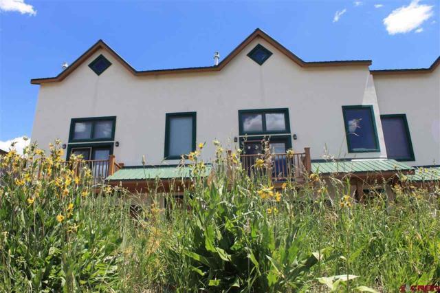 24 Castle Road Unit B, Mt. Crested Butte, CO 81225 (MLS #745241) :: Durango Home Sales