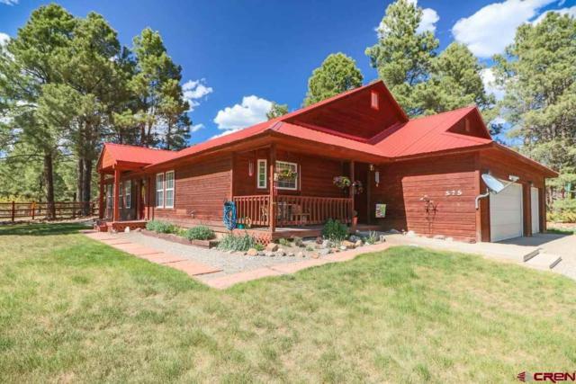 575 Antelope Avenue, Pagosa Springs, CO 81147 (MLS #745245) :: CapRock Real Estate, LLC