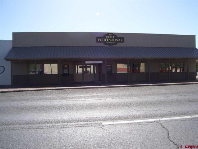 540 Main Street, Delta, CO 81416 (MLS #745259) :: CapRock Real Estate, LLC
