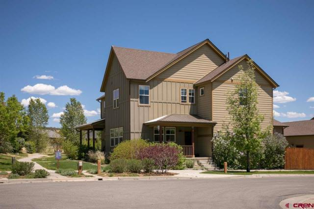 280 Clear Springs Drive, Durango, CO 81301 (MLS #745279) :: Durango Home Sales