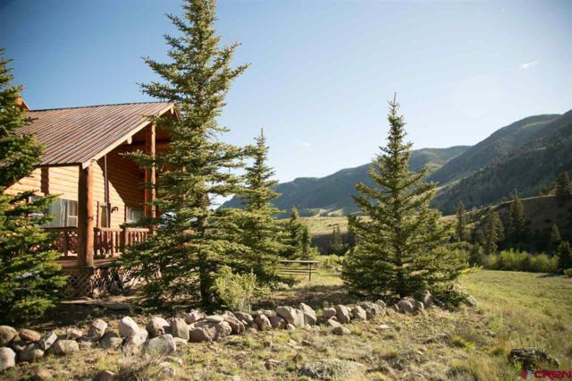 340 Hargraves Drive, Creede, CO 81130 (MLS #745290) :: Durango Home Sales