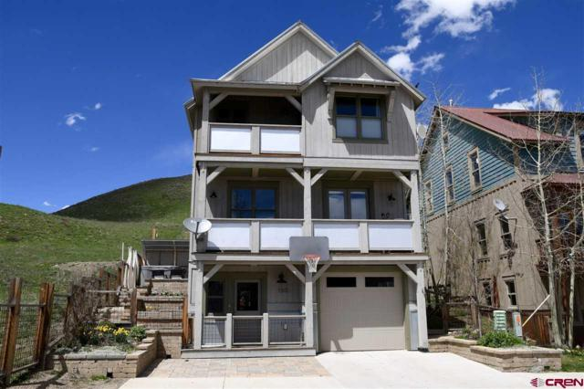 120 Big Sky Drive, Mt. Crested Butte, CO 81225 (MLS #745304) :: Durango Home Sales