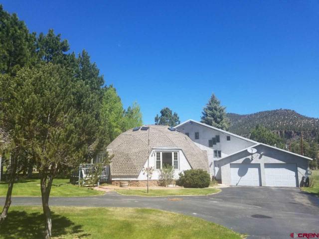 106 Conifer, South Fork, CO 81154 (MLS #745327) :: Durango Home Sales