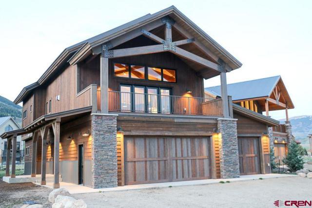 271 White Stallion Circle, Crested Butte, CO 81224 (MLS #745329) :: CapRock Real Estate, LLC