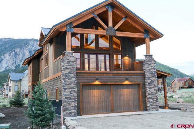 283 White Stallion Circle, Crested Butte, CO 81224 (MLS #745331) :: CapRock Real Estate, LLC