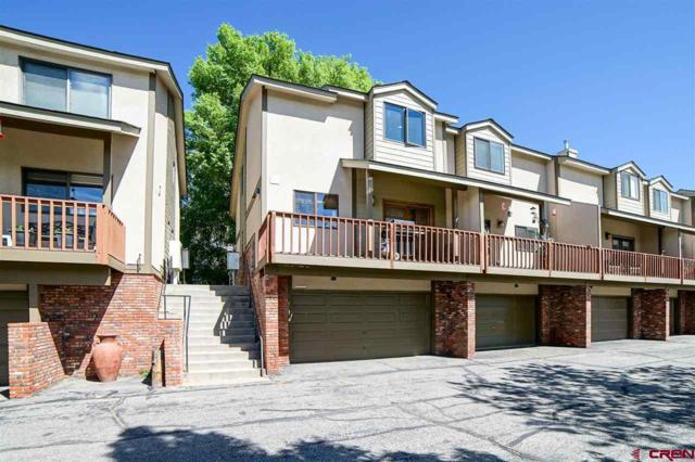 161 E 33rd Street #1, Durango, CO 81301 (MLS #745349) :: Durango Mountain Realty