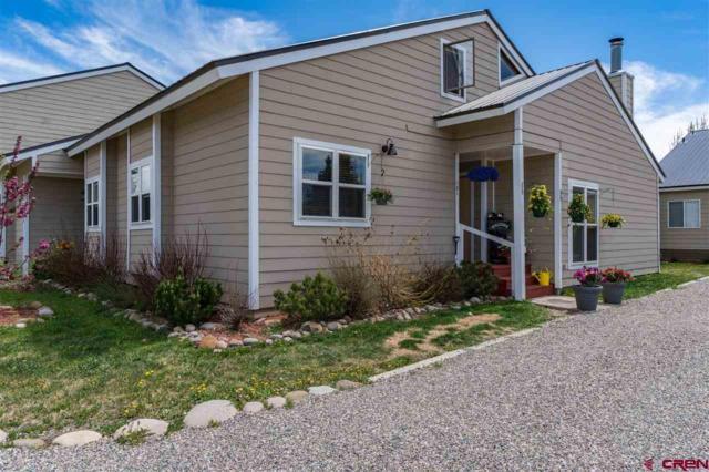 5584 County Road 600 #121, Pagosa Springs, CO 81147 (MLS #745364) :: Durango Home Sales