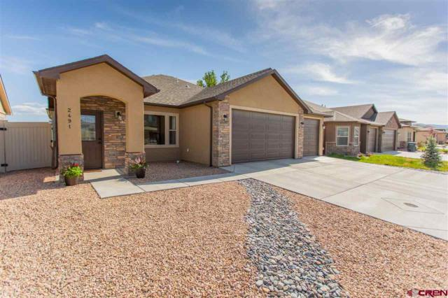 2491 Tiptop Avenue, Grand Junction, CO 81505 (MLS #745375) :: CapRock Real Estate, LLC