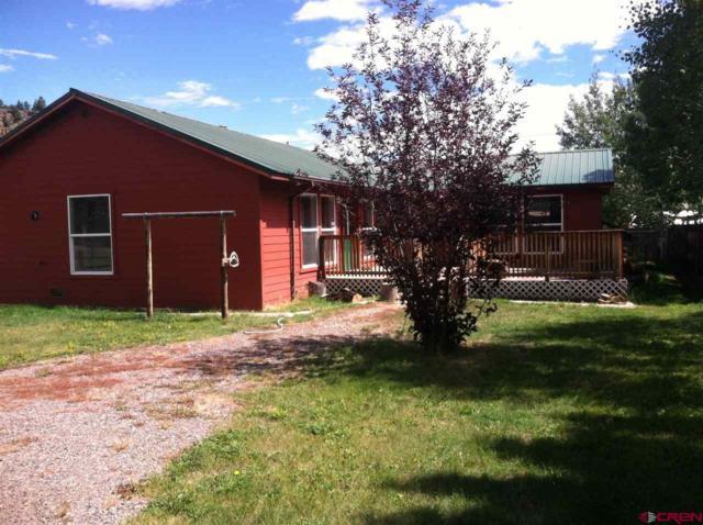 110 Aspen Drive, South Fork, CO 81154 (MLS #745381) :: Durango Home Sales