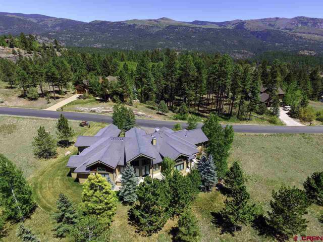 132 Cliffs Edge Drive, Durango, CO 81301 (MLS #745424) :: Durango Home Sales