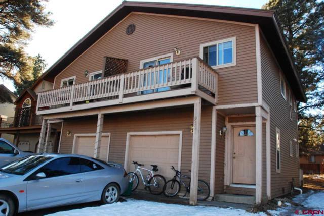 922 Cloud Cap Avenue, Pagosa Springs, CO 81147 (MLS #745426) :: CapRock Real Estate, LLC