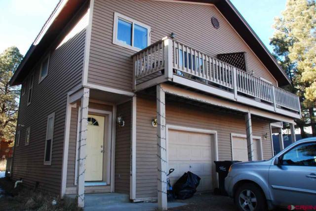 918 Cloud Cap Avenue, Pagosa Springs, CO 81147 (MLS #745427) :: CapRock Real Estate, LLC