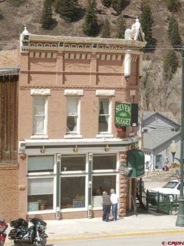 740 Main Street, Ouray, CO 81427 (MLS #745440) :: Durango Home Sales