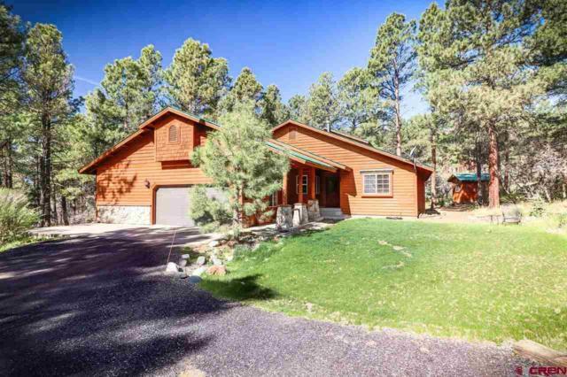 956 Aspenglow Boulevard, Pagosa Springs, CO 81147 (MLS #745441) :: Durango Home Sales