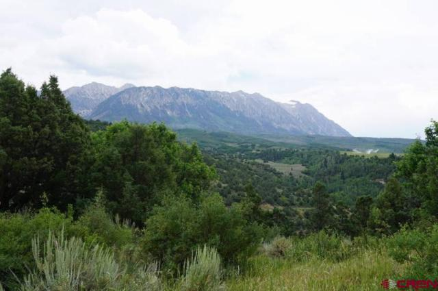 Parcel 2 Bull Mountain Road, Somerset, CO 81434 (MLS #745458) :: CapRock Real Estate, LLC
