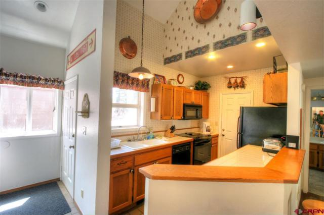 166 Yankee Girl Ct #312 #312, Durango, CO 81301 (MLS #745471) :: CapRock Real Estate, LLC