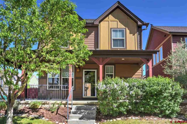 312 Clear Spring Avenue, Durango, CO 81301 (MLS #745473) :: Durango Home Sales