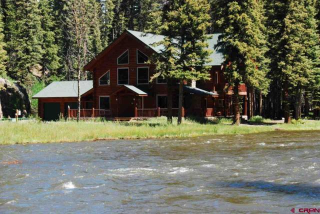 165 Tall Pines Trail, Antonito, CO 81120 (MLS #745511) :: Durango Home Sales