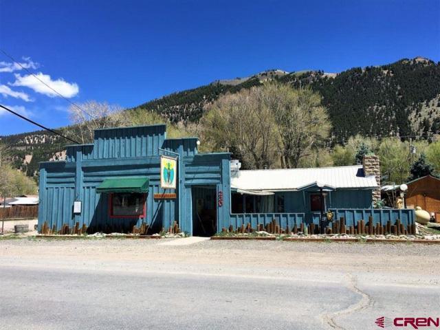 230 N Gunnison Avenue, Lake City, CO 81235 (MLS #745546) :: Durango Home Sales
