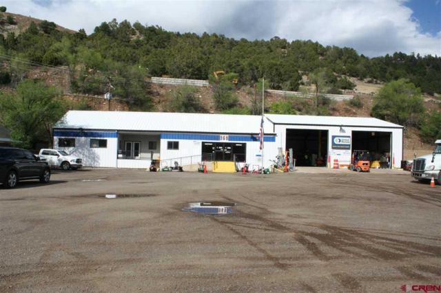 969 Highway 3, Durango, CO 81301 (MLS #745553) :: Durango Home Sales