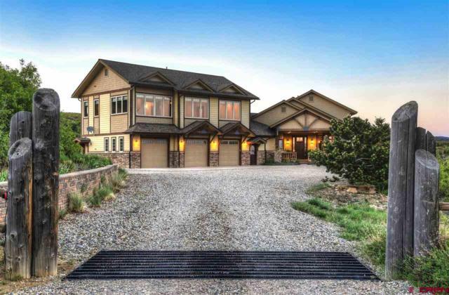 493 Perins Peak Lane, Durango, CO 81301 (MLS #745554) :: Durango Home Sales