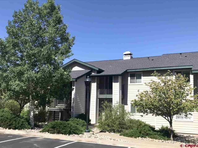 1100 Goeglein Gulch Road #206, Durango, CO 81301 (MLS #745611) :: Durango Home Sales