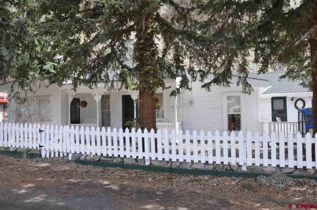 204 Cliff Street, Creede, CO 81130 (MLS #745637) :: Durango Home Sales