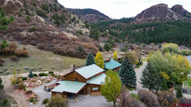 17895 W Hwy 160 Highway 65 & 75 CR 207, Durango, CO 81301 (MLS #745676) :: Durango Home Sales