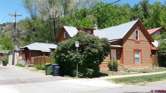 443 10th Street, Durango, CO 81301 (MLS #745678) :: Durango Home Sales