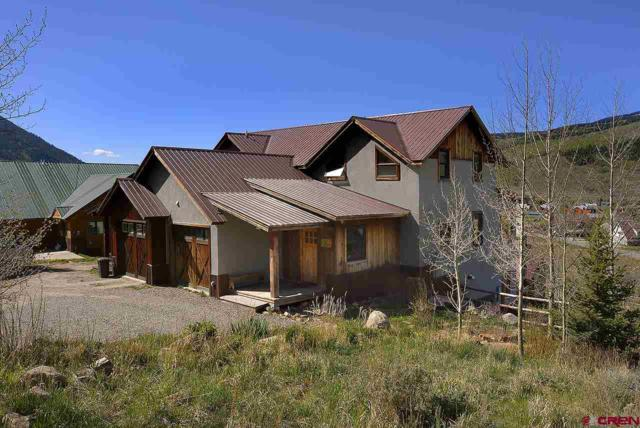 172 Blackstock Drive A, Crested Butte, CO 81224 (MLS #745699) :: Durango Home Sales