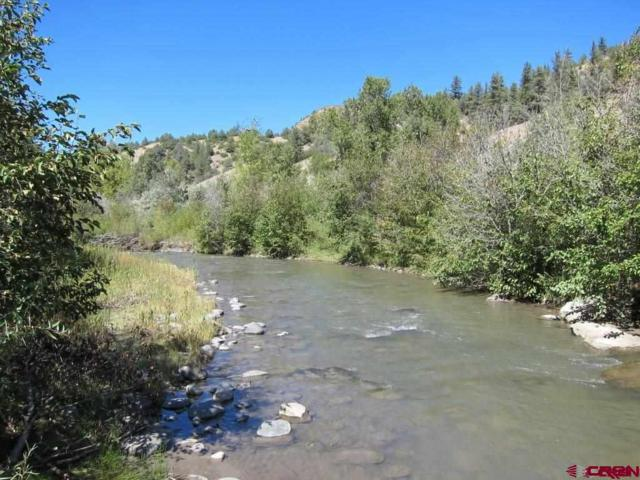 X Cr 335, Pagosa Springs, CO 81147 (MLS #745705) :: Durango Home Sales