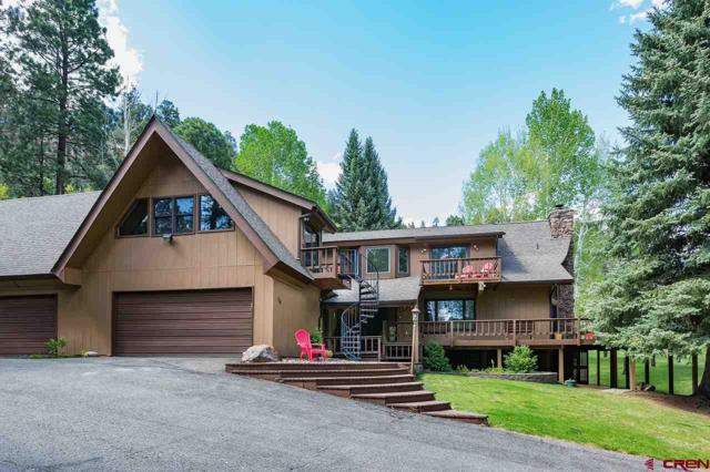 134 Thompson Lane, Durango, CO 81301 (MLS #745728) :: Durango Mountain Realty
