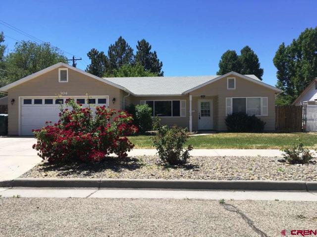 304 W 3rd Street, Delta, CO 81416 (MLS #745751) :: CapRock Real Estate, LLC