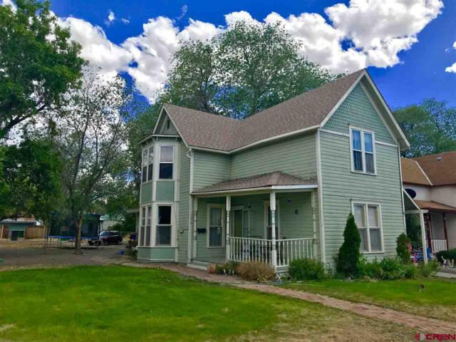 130 and 132 S 3rd Street, Montrose, CO 81401 (MLS #745763) :: Durango Home Sales